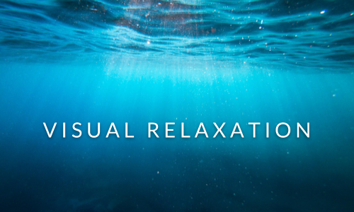 Visual relaxation