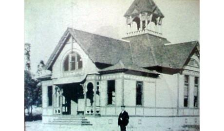 Mountain View Elementary School 1902